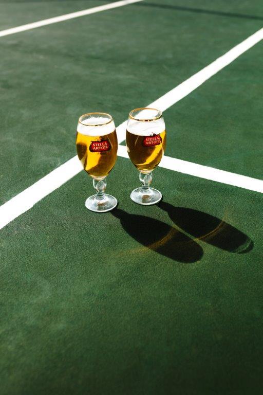 Stella Artois, Tennis Campaign, Image 1